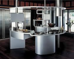 cuisine au milieu de la cuisine au milieu de la maison design bahbe with cuisine au