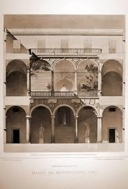 il cortile genova palazzo doria genova sezione cortile interno architecture