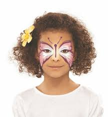 four easy face painting tutorials for kids