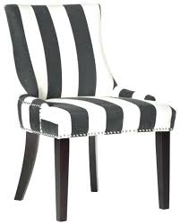 Damask Dining Chair Black And White Striped Dining Chair Covers Upholstered Chairs