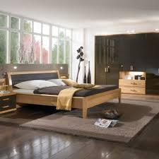 gemütliche innenarchitektur schlafzimmermöbel holz