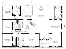 floor plans for 5 bedroom homes 4 bedroom floor plan b 6012 hawks homes manufactured 3 mobile home
