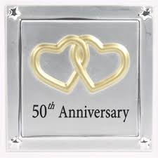 50th anniversary photo album gold 50th wedding anniversary photo album the gift experience