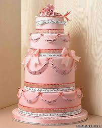 pretty in pink wedding cakes and desserts martha stewart weddings