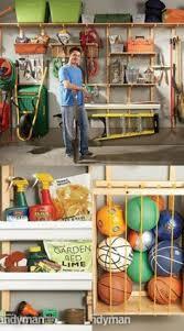 Ball Organizer Garage - 28 brilliant garage organization ideas with pictures