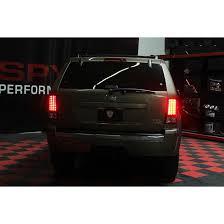 jeep grand cherokee led tail lights 05 06 jeep grand cherokee full led performance led tail lights smoked