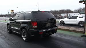 video turbo srt8 jeep grand cherokee runs 10s mopar connection