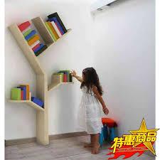 Bookcase Backdrop Creative New Tree Decorated Bookcase Shelf Bookcase Backdrop