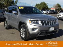 jeep gray color buy a certified used jeep near me denver chrysler jeep dealer