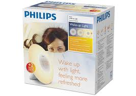philips wake up light alarm clock hf3505 01 with sunrise