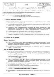 Calaméo Cfe Immatriculation Snc Calaméo Cfe Immatriculation Sarl Et Eurl