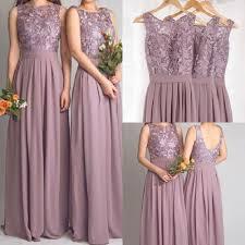 cheap lace bridesmaid dresses long 2016 new designer chiffon beach
