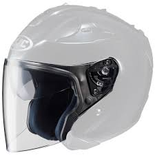 motocross helmet with face shield hjc fg jet hj 17r faceshield jafrum