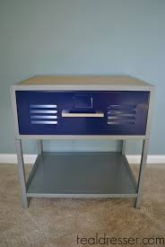 Metal Locker Nightstand Metal Locker Nightstand In Nightstands Designs Property