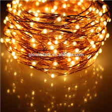 Copper String Lights by Halloween Water Beads Shaped Tiny Led Copper Wire String Lights
