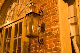 how much does a gas lamp post cost per year sapling com