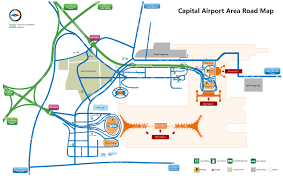 Airport Terminal Floor Plans by Full Airport Map Traffic Bcia