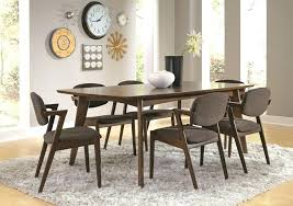 modern dining room table and chairs elegant modern dining table contemporary dining table sets elegant