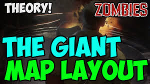 Giant Map Black Ops 3 Zombies The Giant