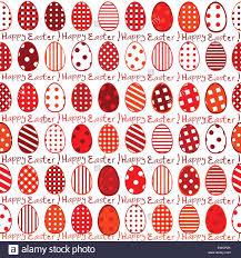 easter wrapping paper easter wrapping paper seamless pattern stock vector