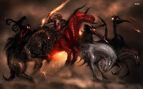 four horsemen of the apocalypse 701423 walldevil