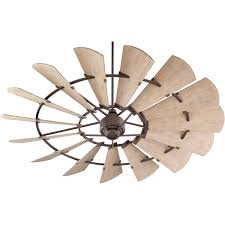 outdoor windmill ceiling fan quorum international 197215 86 windmill 72 inch oiled bronze with