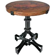 Iron Accent Table Iron Rivet Accent Table Base Accent Table Base Only