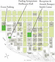 University Of Utah Campus Map by Pauling Award