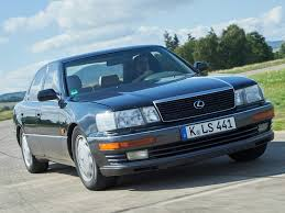 1989 lexus lexus ls400 1989 1990 1991 1992 седан 1 поколение xf10