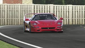 f50 top gear f50 top gear test track