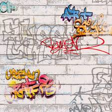 graffiti boys bedroom kids boys wallpaper cars space football graffiti childrens room