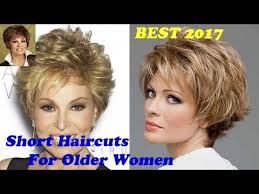 Short Haircuts For Older Women 2017 2018 Ideas And Tutorials