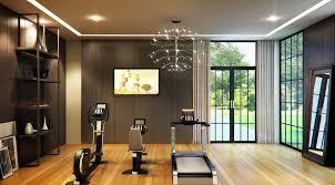 Home Gym Decor Ideas Gym Room Fitness Room Dream Houses Pinterest Gym Room