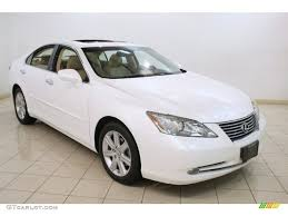 2009 lexus es 350 white 2009 starfire pearl white lexus es 350 82063441 gtcarlot com