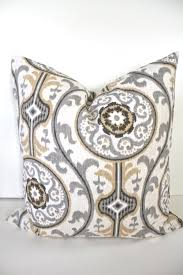 pillow tan throw pillows gray decorative throw pillow covers