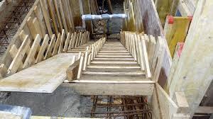 treppe einschalen herbert ziegler bauunternehmungs gmbh referenzen