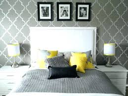 black white and yellow bedroom white grey yellow bedroom black white and yellow bedroom photo 1