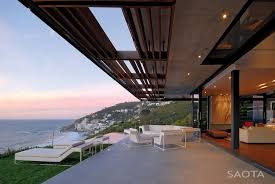 stunning interiors for the home modern cape town residence brings stunning views and stylish