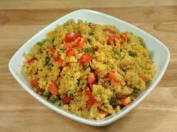 cuisiner le quinoa quinoa aux légumes recettes cookeo