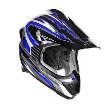 blue motocross helmets stealth helmet hd210 mx blue droid