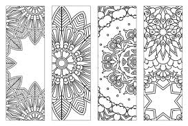 coloring pages bookmarks coloring bookmarks 2 coloring pages coloring for kids page