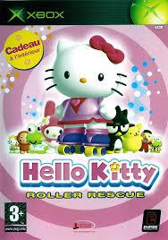 kitty roller rescue box shot xbox gamefaqs