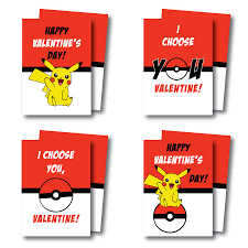 printable pokemon valentines cards kateogroup