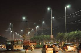 led light installation near me ghmc installs 2 lakh led streetlights