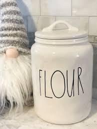 flour canister rae dunn kitchen mercari buy sell things you love flour canister rae dunn kitchen