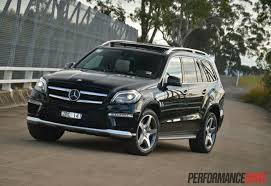obsidian black color 2013 mercedes benz gl 63 amg review video performancedrive