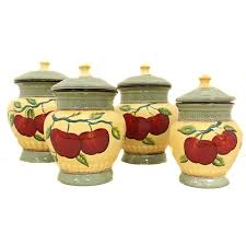 apple canisters for the kitchen top 28 apple canisters for the kitchen canisters apple on