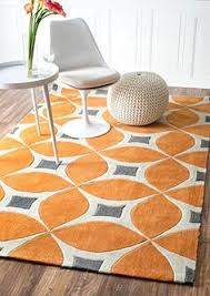 radiantebc55 mod trellis rug orange rugs rugs usa and contemporary