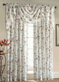 Lorraine Curtains Sheer Drapes And Curtains Brewster Floral Sheer Curtains By