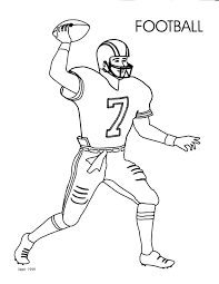 printable football coloring photo gallery football coloring